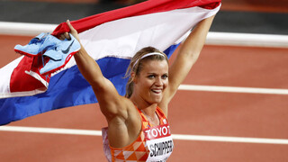 Schippers wint goud op 200 meter