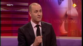 Sabine Uitslag en Martijn Koning