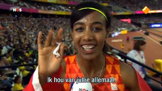 Brons voor Hassan op 5000 meter