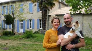 Ik Vertrek Esther en Alexander - Frankrijk