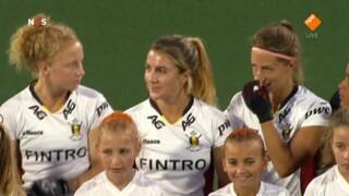 Nos Sport - Ek Hockey 1ste Helft
