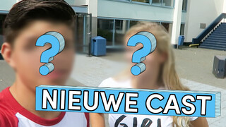 Nieuwe cast: maak kennis met Nola en Jesse | Brugklas seizoen 6