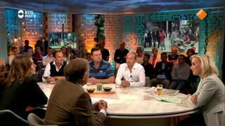 Ronald de Boer, Monic Hendrickx, Ivo Niehe, Ties van der Meer