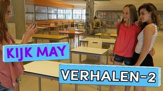 Verhalen 2 - Kijk May | Brugklas seizoen 6