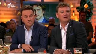 Benedicte Ficq, Thom Hoffman, Stefano Keizers en Dolf Jansen ea