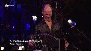 Piazzolla: Adios nonino (arr. M. Nisinman) - Brodsky Quartet