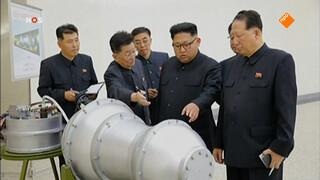 Zwaarste kernproef Noord-Korea ooit