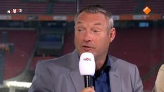 NOS WK-kwalificatie Voetbal Nabeschouwing Wit-Rusland - Nederland