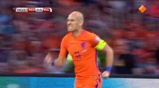 Oranje houdt met zege zicht op WK