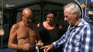 Douche: Vakantiecentrum De Zwarte Bergen