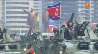 Noord-Korea vraagt om oorlog