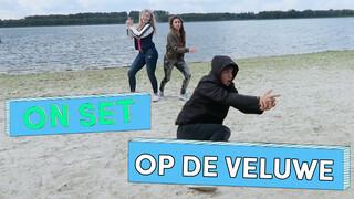 Op de Veluwe - Brugklas On Set | Brugklas seizoen 6