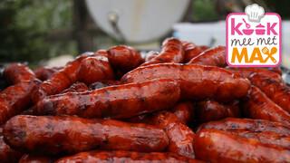 Kook Mee Met Max - Zoete Aardappeltortilla Met Chorizo