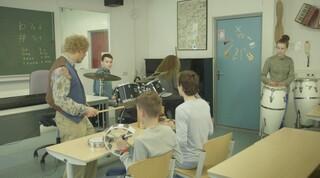 Sluipschutters - Muziekleraar