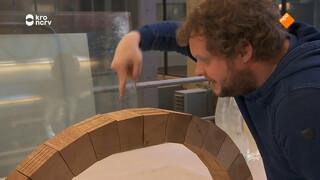 Wetenschap: Hoe kan je een brug van glas bouwen?