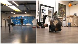 Hoe kunnen mijn breakdance moves verbetert worden?