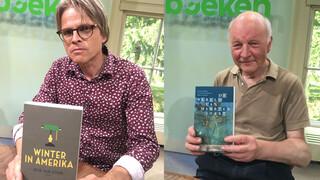 VPRO Boeken Maarten 't Hart en Rob van Essen
