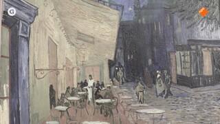 Altijd te Zien - Van Gogh - Caféterras bij Nacht (1888)
