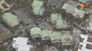 Sint Maarten na orkaan Irma