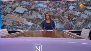 Sint-Maarten weggevaagd door orkaan Irma