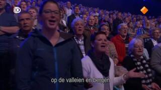 Nederland Zingt Mooist gekozen lied