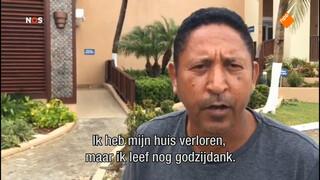4 doden op Sint-Maarten door Irma