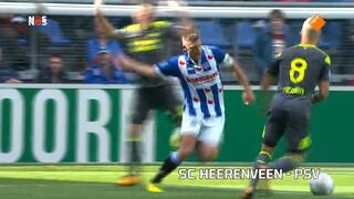 Samenvatting SC Heerenveen - PSV