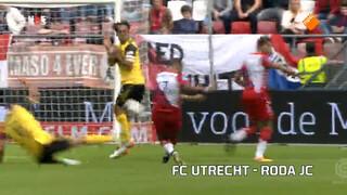 Samenvatting FC Utrecht - Roda JC
