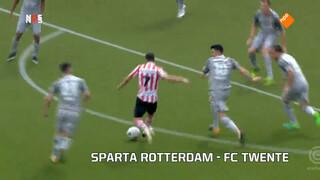 Samenvatting Sparta - FC Twente