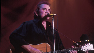 Guido Dieteren: Live in Kerkrade Johnny Cash - Live in Montreux 1994