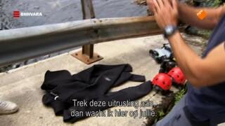 Risky Rivers Waldemar Torenstra en Martijn Fischer - Bosnië