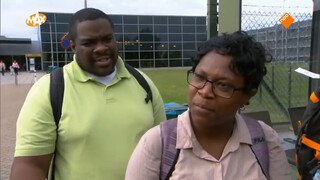 Evacués uit Sint-Maarten terug in Nederland