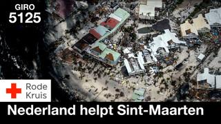 Hulp actie Sint Maarten