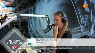 NPO Radio 2 Sint-Maarten actie