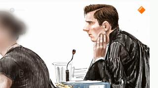 De rechtbanktekeningen van Petra Urban zijn 'te' echt