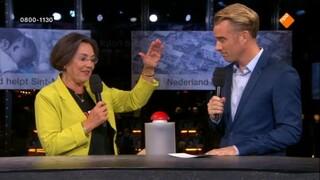 Nederland helpt Sint-Maarten