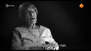 Het verhaal van de secretaresse van Goebbels