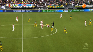 Samenvatting Ado Den Haag - Ajax