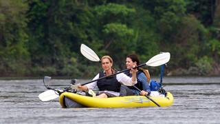 Risky Rivers - Monic Hendrickx En Susan Visser - Suriname