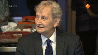 Burgemeester Van der Laan legt taken neer