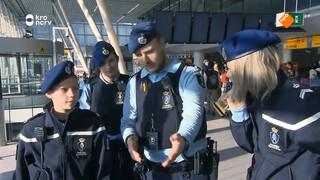 Wat doet de beveiliging op Schiphol?