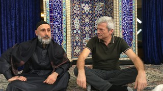 Duitsland, bei uns in der Moschee