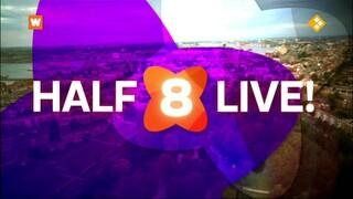 WNL: Half acht live!