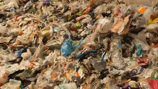 Gescheiden plastic gaat alsnog verbrandingsoven in
