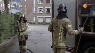Klaas Kan Alles Kan Klaas een autobrand uitblazen?
