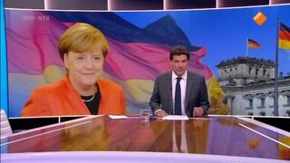 Nieuwsuur: Uitslag Duitse verkiezingen