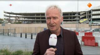 Bouwfout oorzaak instorten parkeergarage Eindhoven airport
