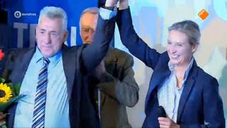 Verkiezingen Duitsland: AfD gaat 'Merkel opjagen'