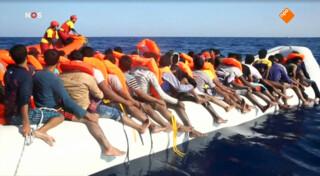 Europese commissie wil 50.000 vluchtelingen naar Europa halen