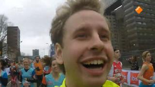 De eerste kilometers